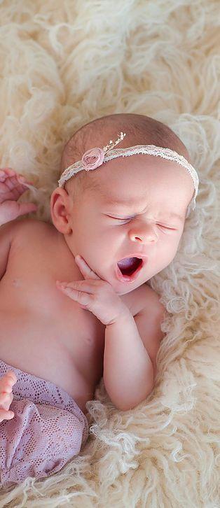 getting my baby to sleep