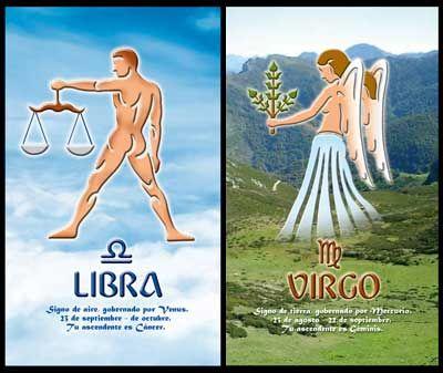 Libra woman dating virgo man