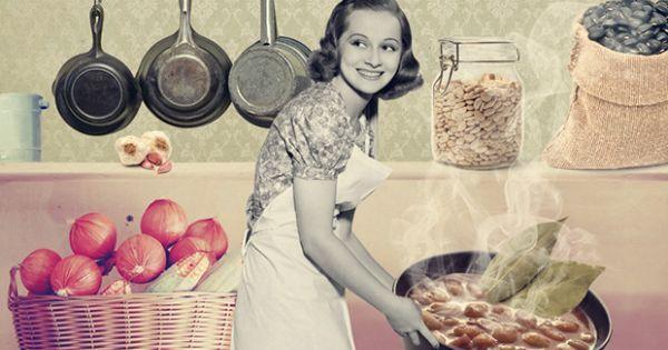 Guia da dona de casa iniciante: 47 dicas para quem não sabe nem fritar ovo