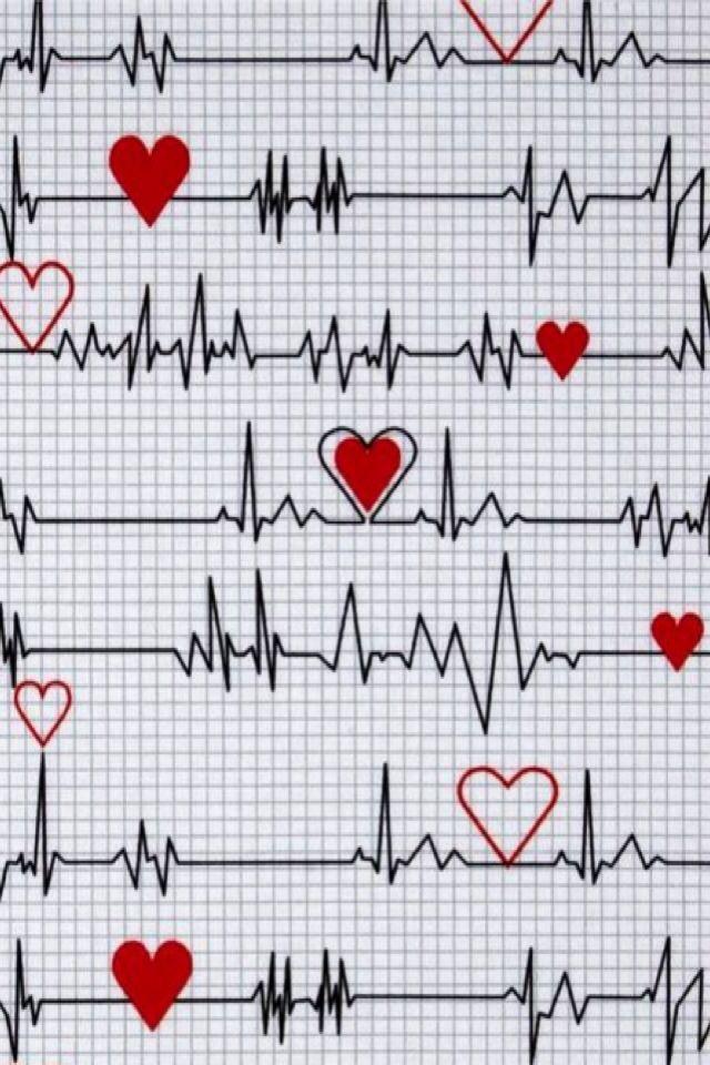 iPhone Wallpaper-Valentine's Day - Hearts    tjn