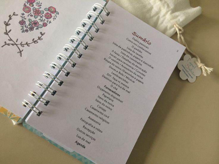 Best Agenda Da Noiva Images On   Wedding Ideas