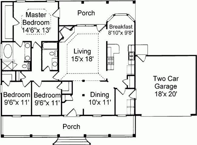 1500 sq ft House plans: Beautiful and Modern Design | anumishtiaq84