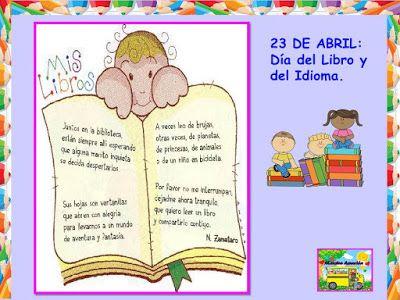 Maestra Asunción: Imágenes de las Efemérides de Abril.