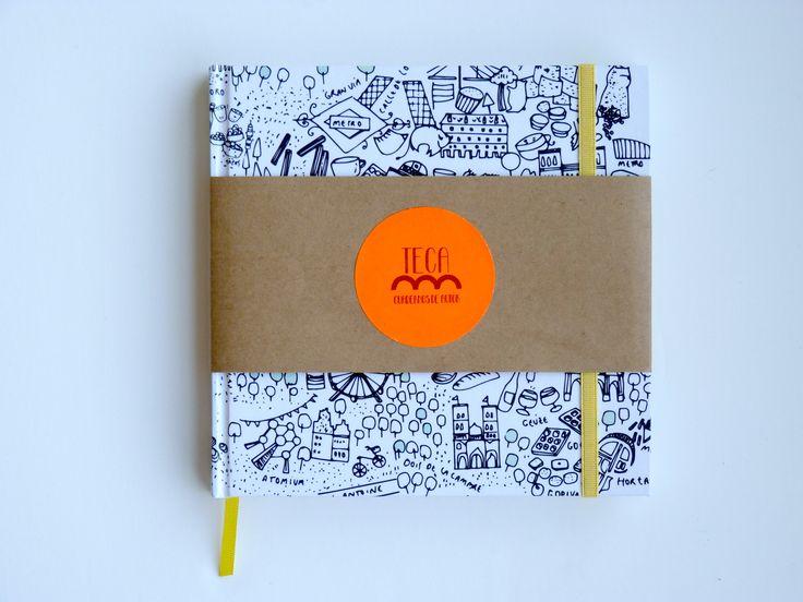 cuaderno teca