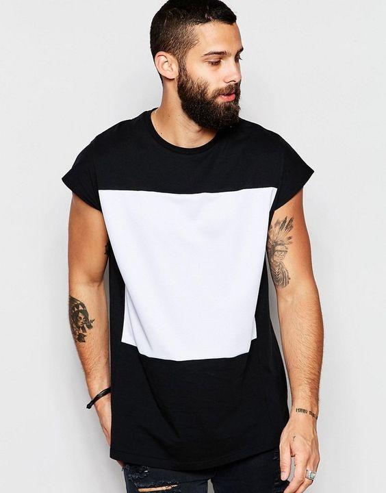 Camiseta Sleeveless Oversized (Sem Manga), você usaria    pindoSAM    Frisuren 2f157f62d7