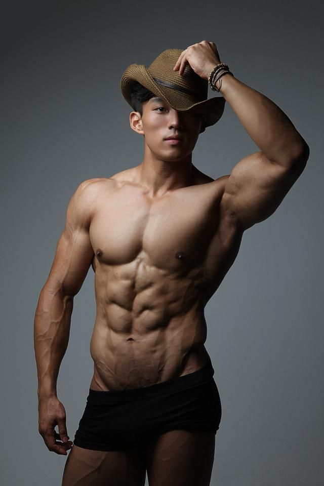 Gay Korean Hunks 47