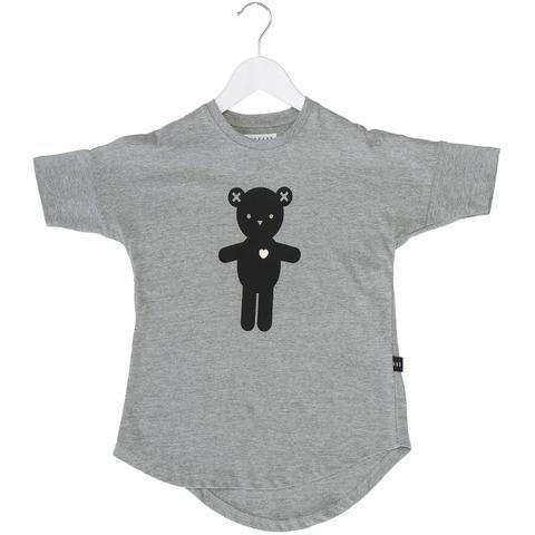Heart Bear Drop Back Dress