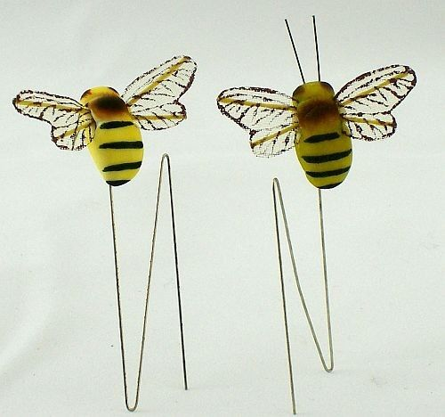 The Finest Decorative Artificial Bees And Bumblebees Available Are From Hanken Imports We Carry Many In Small 2 Dozen Packs
