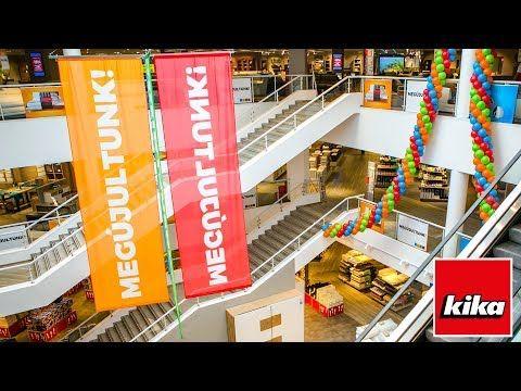 (62) Megnyitó - megújult lehel utcai áruházunk | Kika Magyarország - YouTube