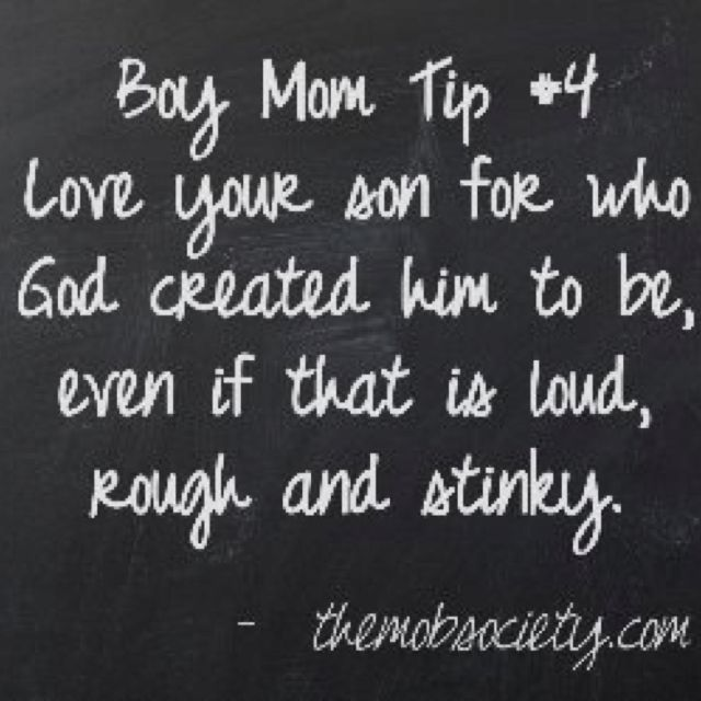 Mom And Son Quotes Pictures: Proud To Be A Boy Mom!