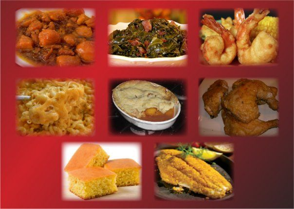 pictures of soul food meals | The Notes of Toni's Life: November 2010