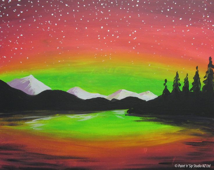 Awesome Aurora Australis!