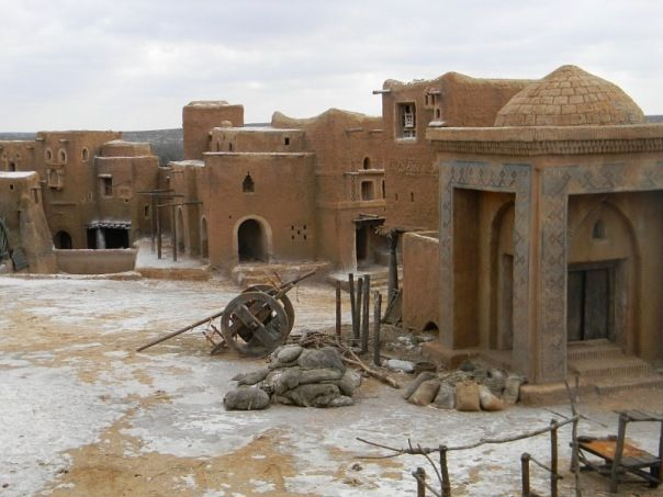 Sarai Batu, Russia – the former capital of the Golden Horde and a major ancient trading center.                                                                                                                                                                                 もっと見る