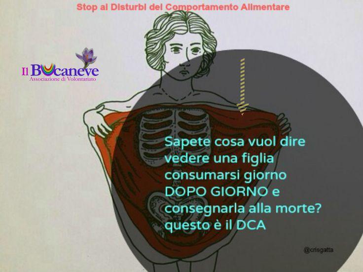 Il DCA consuma corpo e anima
