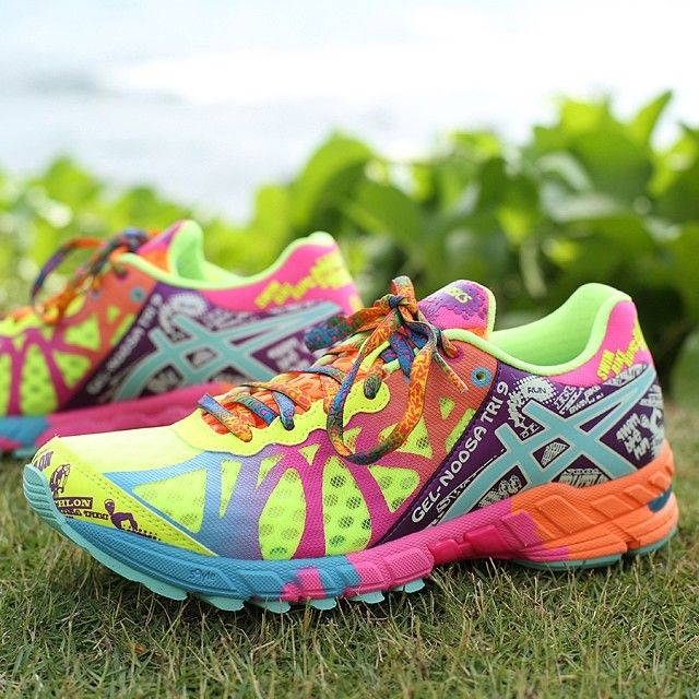 The #ASICS GEL-Noosa Tri 9 shoe gets a stellar update, with performance features fit for a triathlete, and a fun aesthetic that more than delivers that distinctive #Noosa style you love. Shop now on ASICSAmerica.com