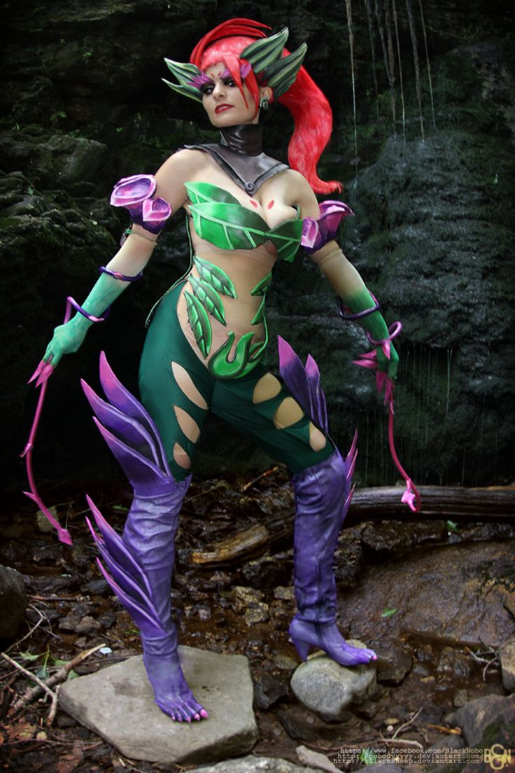 116 best images about Zyra Cosplay (League of legends) on ...