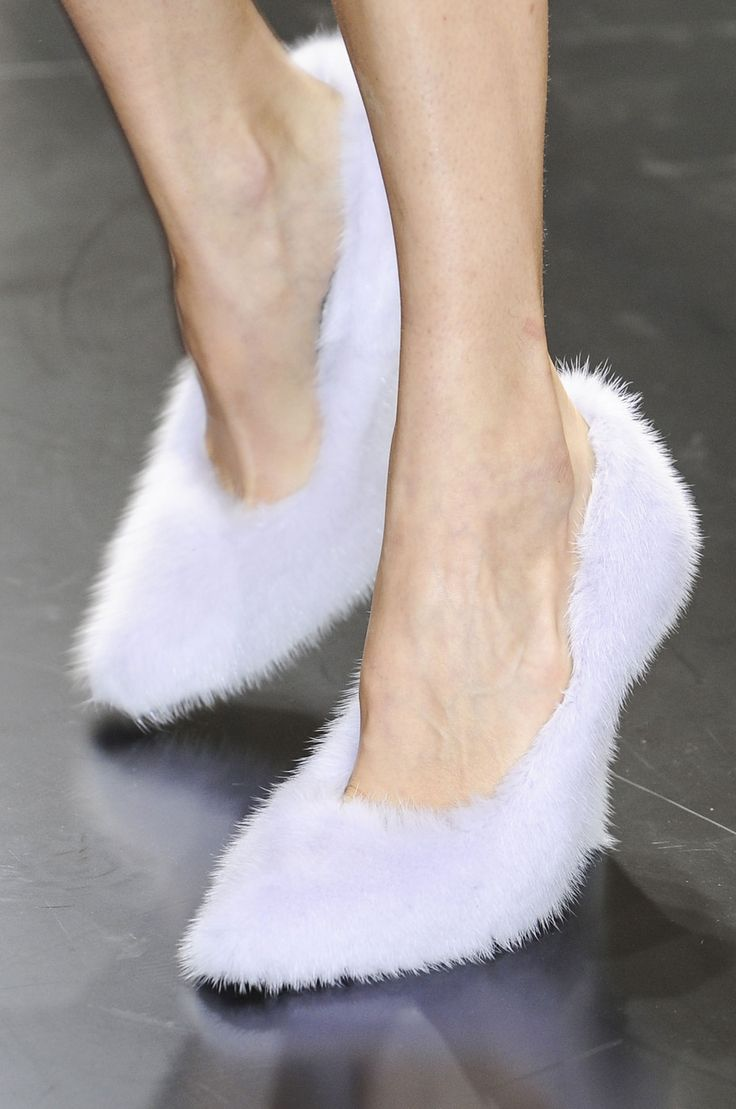 DOWNTOWNER 305 — lamorbidezza:   Shoes at Celine Spring 2013