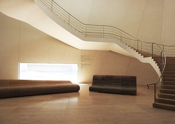 Toyo Ito, Museo Internacional del Barroco en la Ciudad de Puebla (MIB), Mexico.