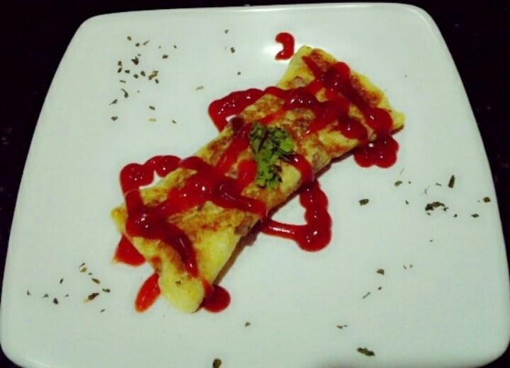 Omelet #food