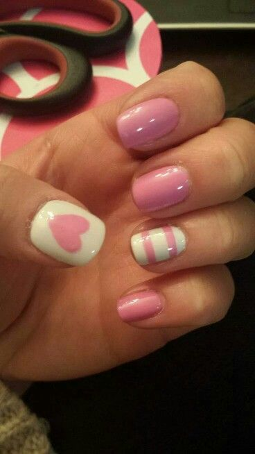 Best 25+ Valentine Day Nails Ideas On Pinterest | Pretty Nail Designs, Valentine  Nails And Nails For Valentines Day