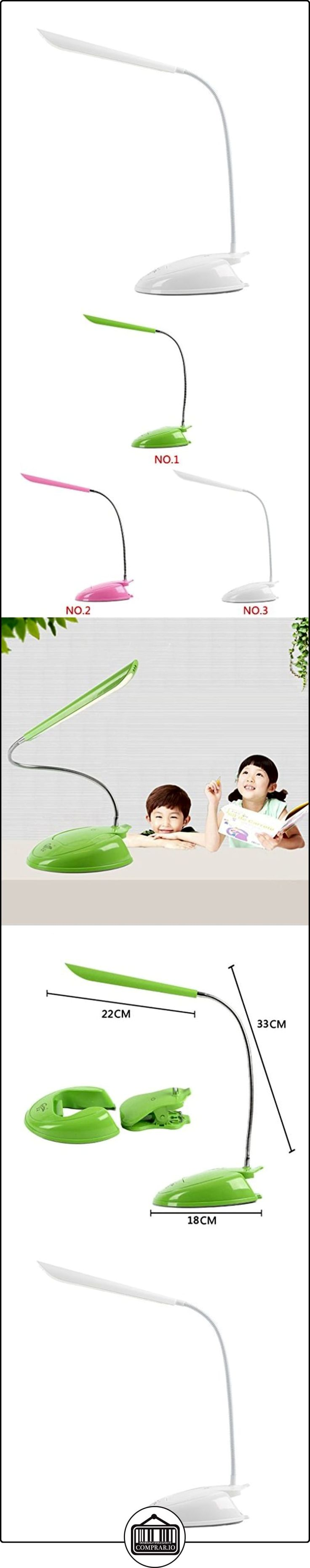 LUFA Lámpara de escritorio flexible de la luz de la noche de la luz LED Lámpara de emergencia recargable de la tabla de la emergencia  ✿ Seguridad para tu bebé - (Protege a tus hijos) ✿ ▬► Ver oferta: http://comprar.io/goto/B06XB85L5G