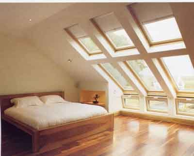 Possible for attic room?