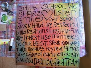 school rules.: Crafts Ideas, Art Schools, Schools Ideas, Schools Stuff, Teacher Ideas, Creative Genius, Classroom Ideas, Art Rooms, Genius Art