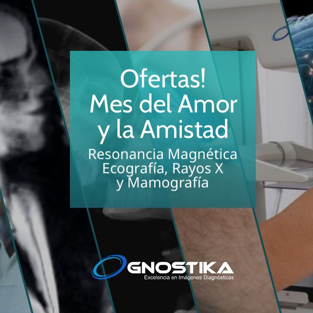 El mes del Amor y Amistad celébralo en Gnostika!https://goo.gl/uGtffb PBX 390-6321 Te Esperamos! #amoryamistad 25% Resonancia Magnetica 10% Ecografia/Doppler 10% Rayos X y 10% Mamografia