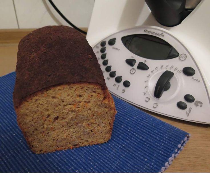 Möhren-Buttermilch-Brot *SAULECKER* und *GESUND*