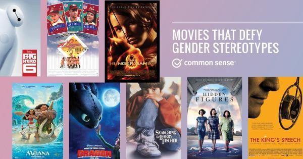 Movies That Defy Gender Stereotypes Gender Stereotypes Stereotype Sensitive Boy