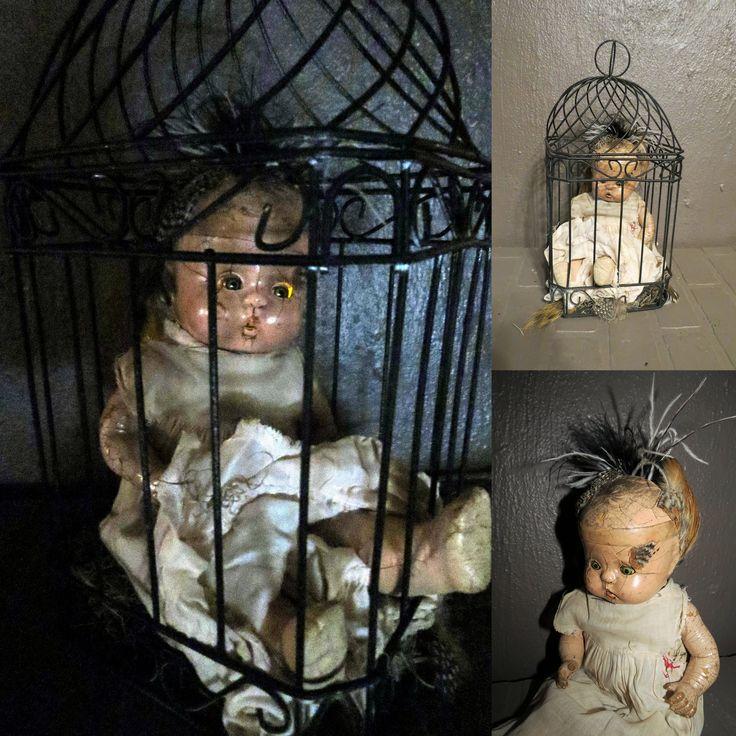 59 Best Creepy Dolls Images On Pinterest