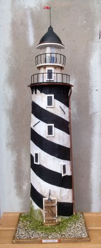 #Lighthouse - #faro capo hatteras http://www.roanokemyhomesweethome.com: