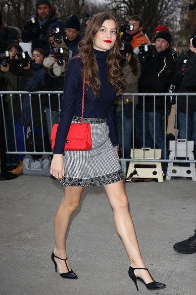 Alma Jodorowsky - Arrivals at the Chanel Runway Show — Part 4
