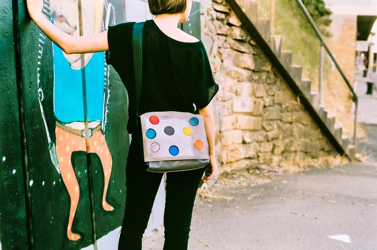 Incredible hand made leather bags by Frejj.com photo: Edwina Richards