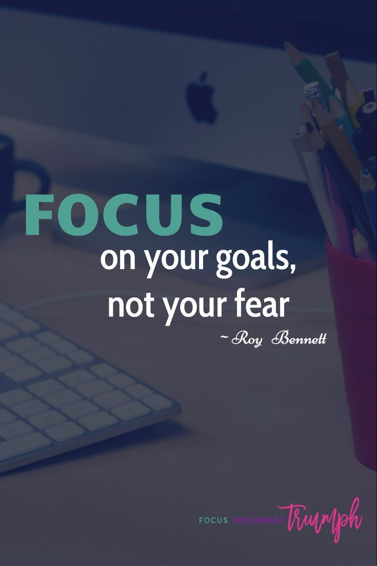 Fear is common for everyone, but in order to achieve success, you must conquer fear and focus on your goals. Check out my blog for tips on how to overcome fear and live the life of your dreams