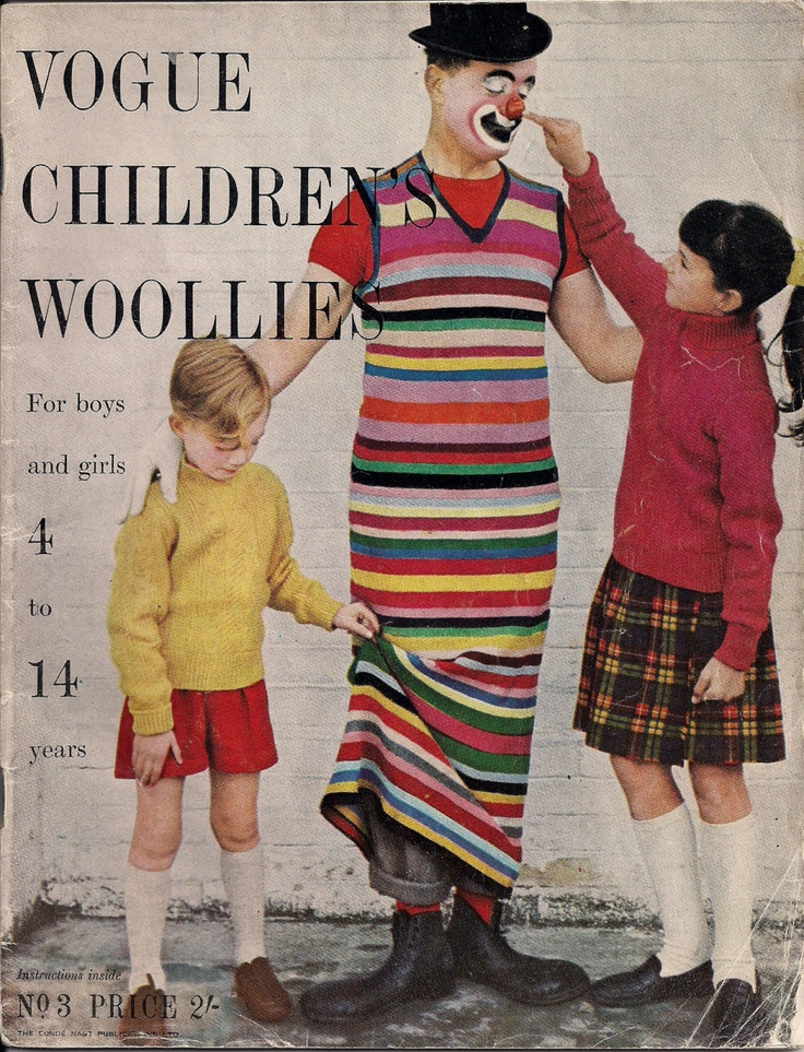 Best 100 Vintage Knitted Childrens Wear Images On Pinterest Knit