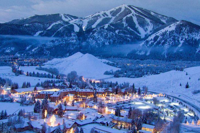Travel | Idaho | Resort | Skiing | Sun Valley | Vacation | Destination | Family | Central Idaho | History