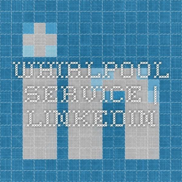 توكيل صيانة ويرلبول 0235699066 whirlpool service | LinkedIn