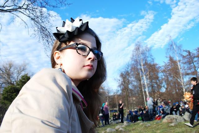 Puukengät-blogin Senja ja YO-laketti