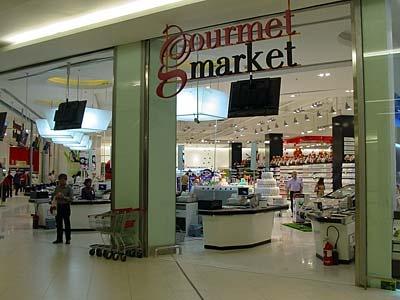 Gourmet Market, Siam Paragon