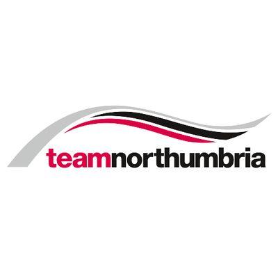 Team Northumbria...England  Netball