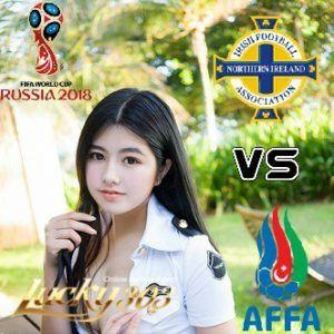 Prediksi Skor Azerbaijan vs Irlandia Utara 10 Juni 2017