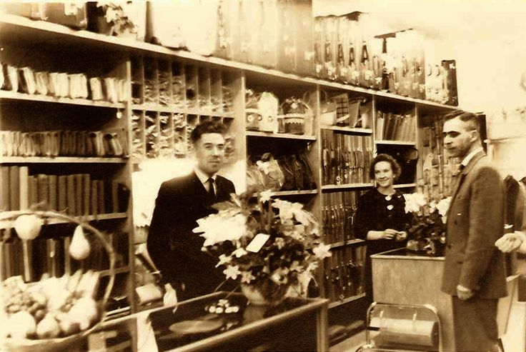 The first Duifhuizen Store in Oud Beijerland