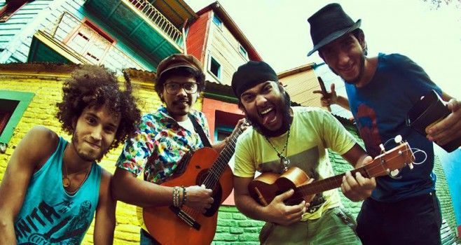 Special Interview: Dinner with El Caribefunk