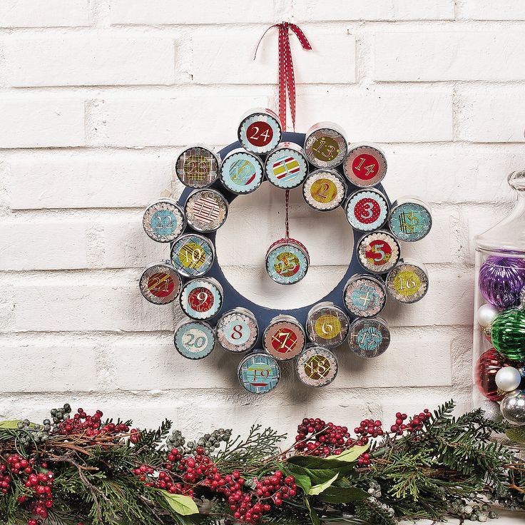 25+ unique Diy advent wreath ideas on Pinterest ...