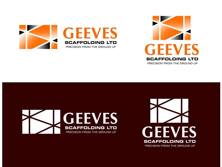 Launching new company, modern logo needed for Scaffold company by Yenom