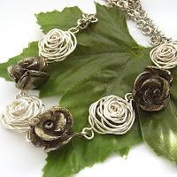 Handmade wire roses (tutorial)