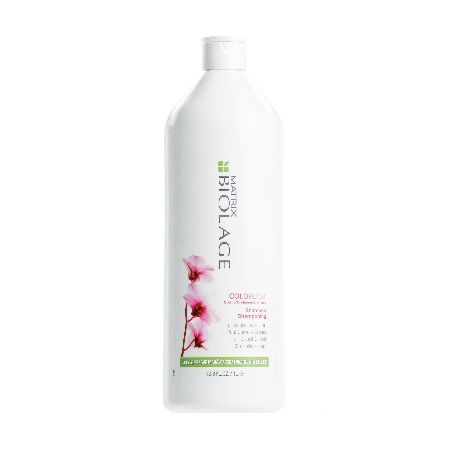 Matrix Biolage ColourLast Orchid Shampoo 1 Ltr Matrix Biolage Colour Care Shampoo is a cleansing shampoo product that is designed for colour treated hair. Using a formula of natural plant extracts, this shampoo will work to preserve the colour of  http://www.MightGet.com/may-2017-1/matrix-biolage-colourlast-orchid-shampoo-1-ltr.asp