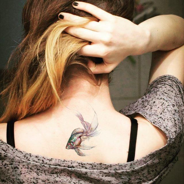 Conheça nossa incrível seleção com 70 fotos de tatuagens de peixes lindas e inspiradoras. Confira!