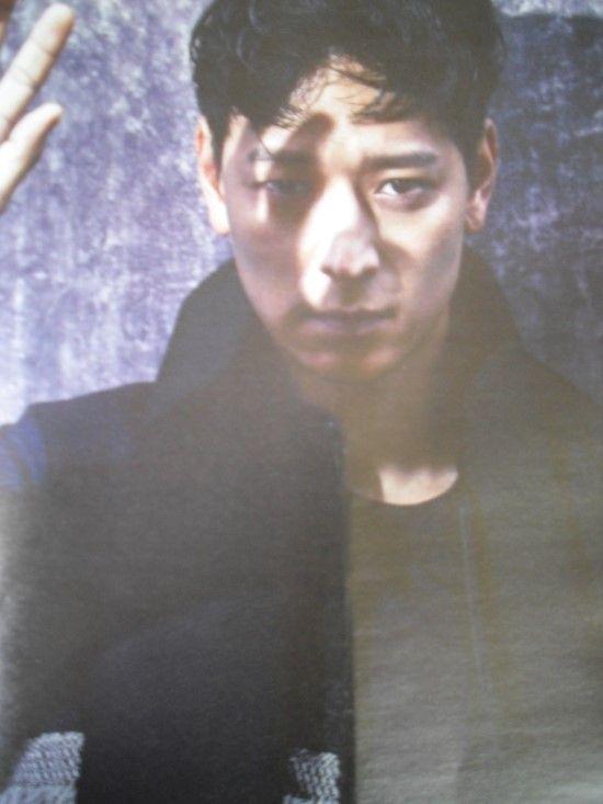 カン・ドンウォンのグラビア:ネイバーブログ